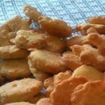 Рецепт печенья: Соленое печенье