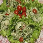 Рецепты для диабетиков: Овощной салат «5 по 200»