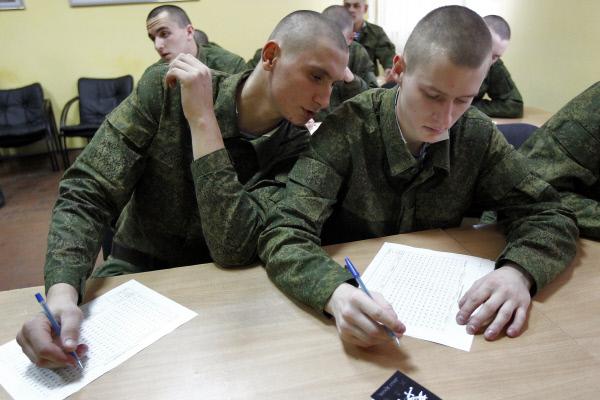 В России выпускники техвузов получат отсрочку от армии