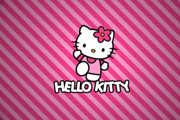 Hello Kitty исполнилось 40 лет