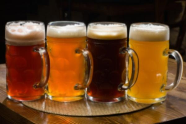 В Российской Федерации  из-за прохладного лета уменьшилось  производство пива