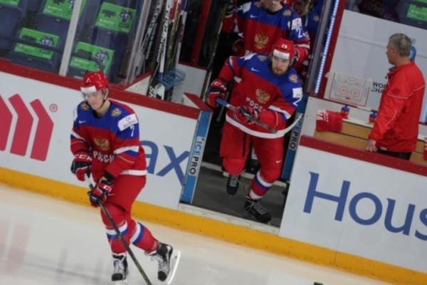 Сборная России по хоккею выиграла четвертьфинал молодежного чемпионата мира