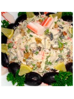 рецепты оригинальных салатов с фото на праздник