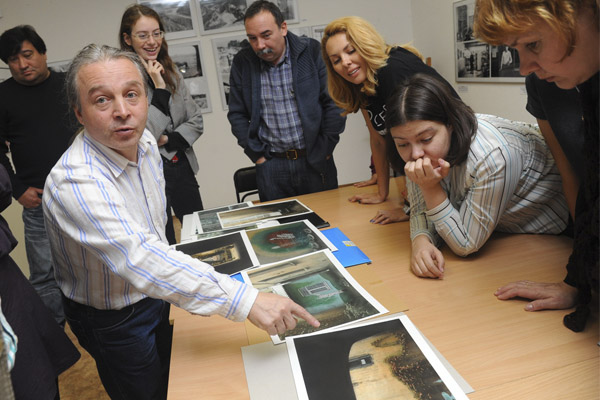 "Russia: more than 400 photos were presented at ""Volzhskiy Biennale"" festival"