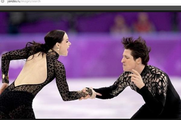 Канадская танцевальная пара Вирчу иМоир установила новый мировой рекорд наОИ