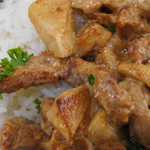 Простые вторые блюда из мяса: Беф-строганов