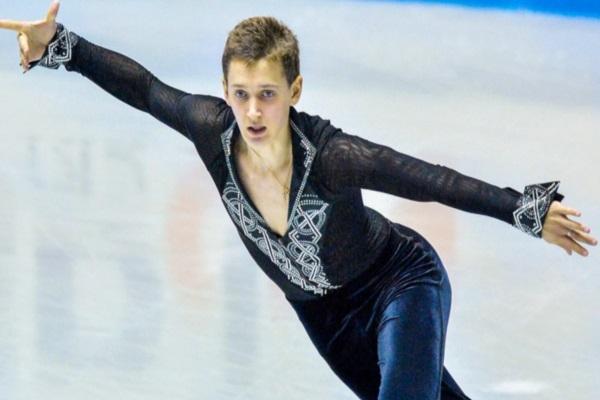 Екатеринбургский фигурист Максим Ковтун стал 3-м начемпионате Европы