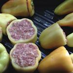 Перцы фаршированные мясом