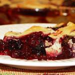 Рецепт пирогов: Ягодное чудо