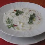 Для диабетиков: рецепт приготовления молочного овощного супа с фото по шагам