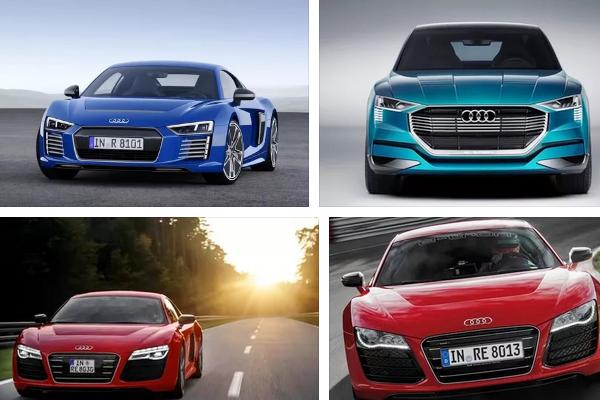Audi приступила к финальным тестам первого электрического кроссовера