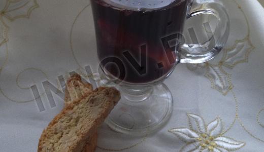 Миндальное печенье Бискотти