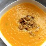 Самые простые вторые блюда: Красная фасоль тушеная с орехами и зеленью