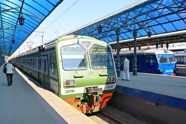 Расписание поездов по России и СНГ на 2017 год