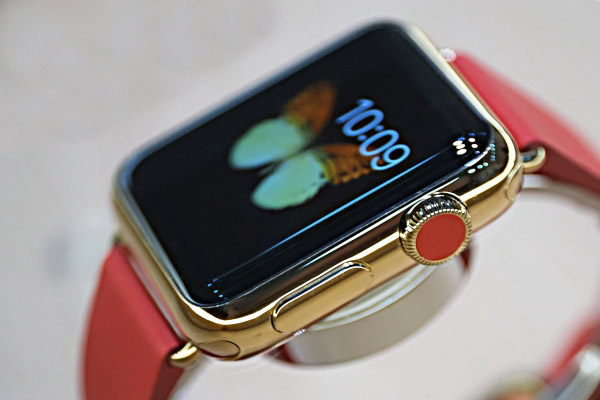 ����� �������� ����������� ������������ Apple Watch