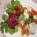 Рецепты для диабетиков к празднику: Запеченная рыба