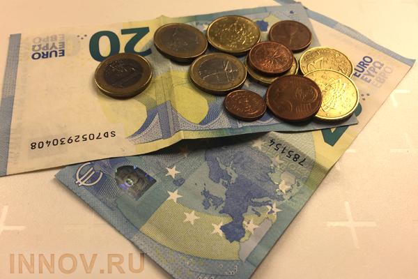Евро и русский  руб.  значительно  упали вцене  наторгах 16мая— Биржа