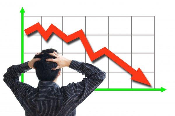Российская экономика продолжает снижение