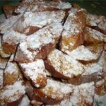 "Рецепт печенья: ""Бабушкины сухарики"""