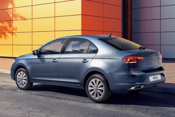 Volkswagen объявил о начале приёма заказов на обновлённую модель Polo в России