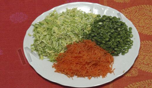 Салаты овощная для сахарного диабета