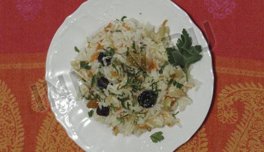 Рис по монастырски рецепт